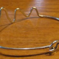 Mountain Bangle Sterling