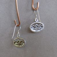 Original Teton  Earrings