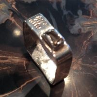 Citrene Sterling Ring