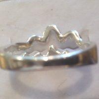 Double  Mountain Ring