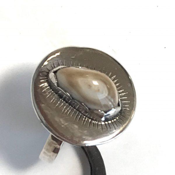Elk Ivory ring Photo 6