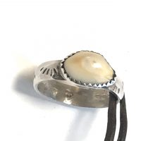 Elk Ivory ring Photo 4