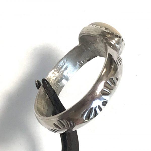 Elk Ivory ring Photo 4