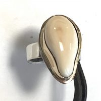 Elk Ivory ring Photo 5