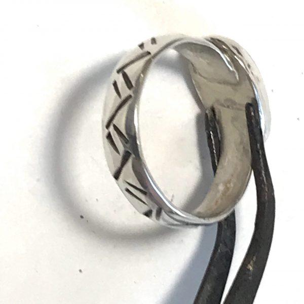 Elk Ivory ring Photo 8