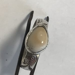 Elk Ivory ring Photo 3