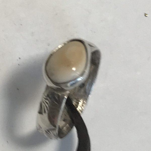 Elk Ivory ring Photo 3