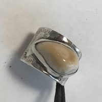 Elk Ivory ring Photo 9