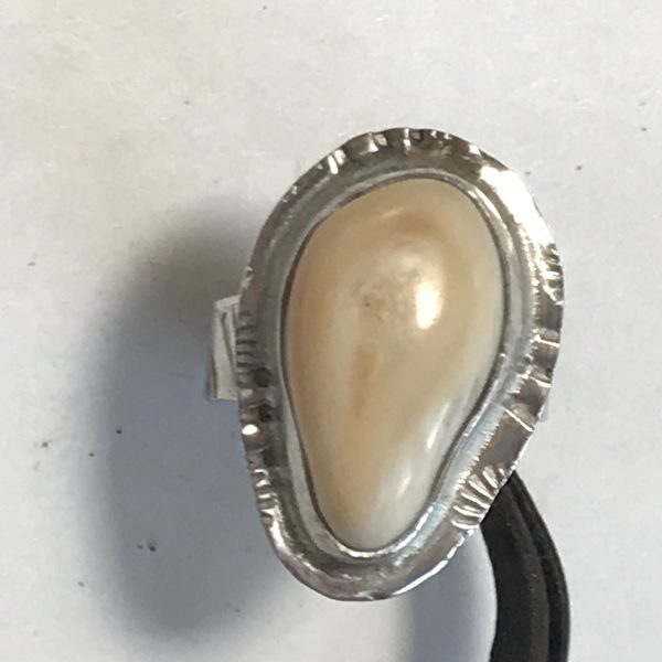 Elk Ivory ring Photo 10