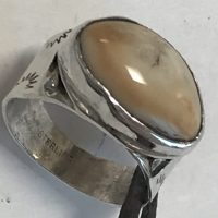 Elk Ivory ring Photo 12