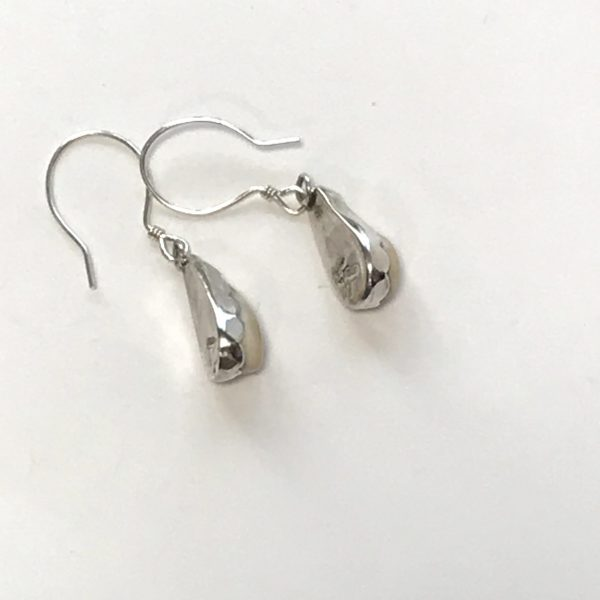 Photo of Elk Ivory earrings